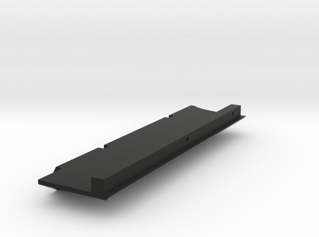 DELTA Blazer Right Side Slider in Black Natural Versatile Plastic