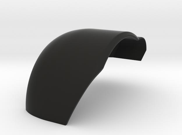 DELTA Blazer Right Inner Front Fender in Black Natural Versatile Plastic