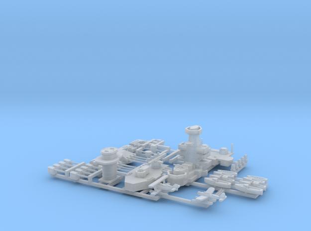 Graf Spee Detail Set in Smoothest Fine Detail Plastic