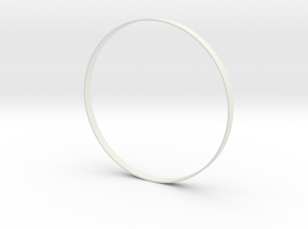 Doughboy inner ring in White Natural Versatile Plastic