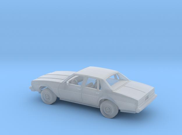 1/160 1977-78 Chevrolet Impala Sedan Kit in Smooth Fine Detail Plastic
