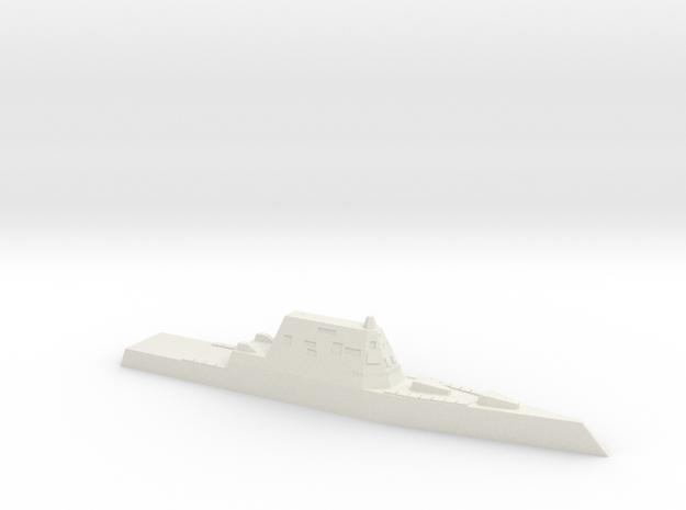 USS Zumwalt, 1/1250