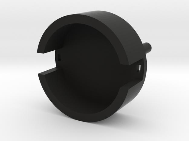 Custom Graflex Chassis Speaker in Black Natural Versatile Plastic