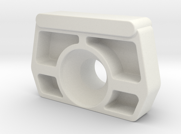Ikea BESTA slider in White Natural Versatile Plastic