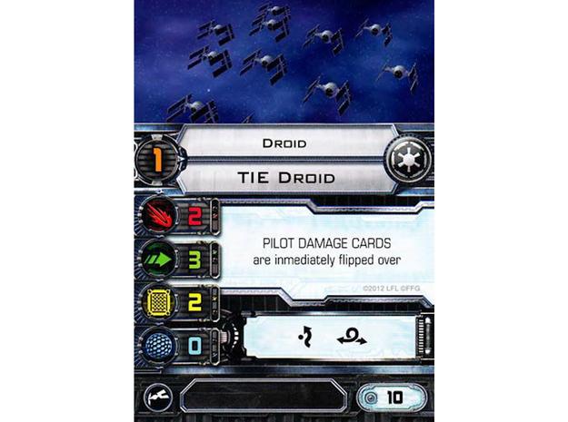 TIE Droid 1/270  3d printed http://www.albertomelchorruizanton.net/mel_miniatures/melminiatures14.04.29a.pdf