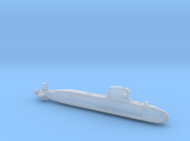 Scorpene FH - 2400 in Smooth Fine Detail Plastic