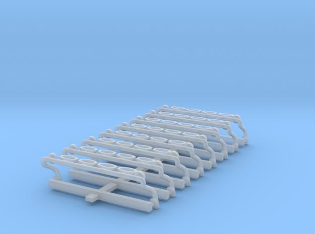 1/87 LB/Sr/4o/RKL in Smoothest Fine Detail Plastic