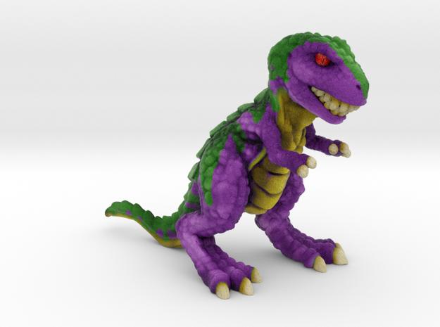 Retrosaur - Upstart, Full Color in Natural Full Color Sandstone: Small