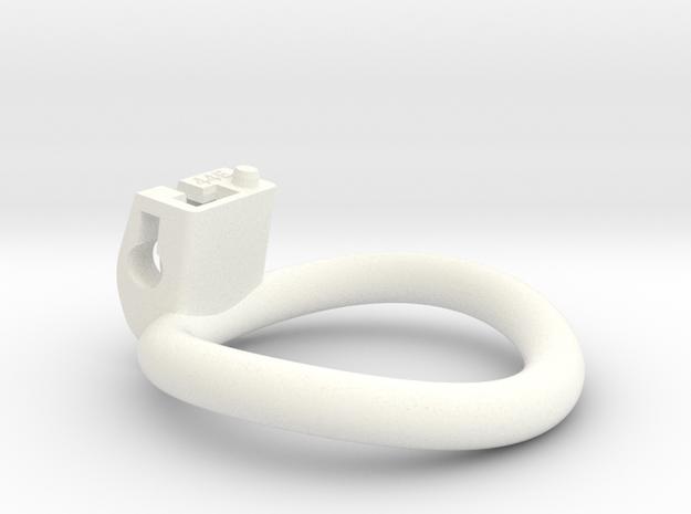 Cherry Keeper Ring CKR-KTKBT9-19 - 44mm +5 degree in White Processed Versatile Plastic