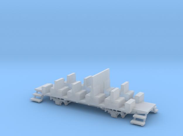 Boden YsteC B2 21-23 und 28 (Nm, 1:160) in Smooth Fine Detail Plastic