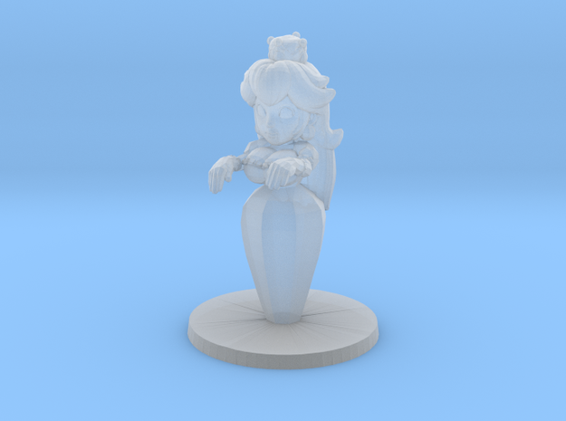 Boosette 1/60 miniature for fantasy rpg and games in Smooth Fine Detail Plastic