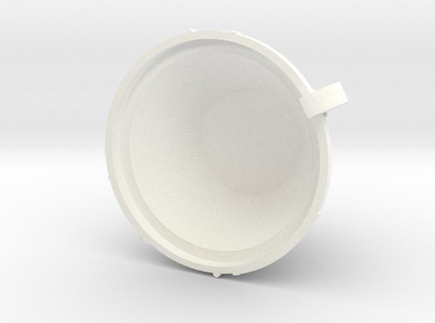 !:70 scale Apollo BPS in White Processed Versatile Plastic