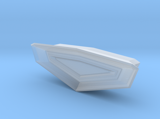Endurance main deflector 1/350 in Smooth Fine Detail Plastic