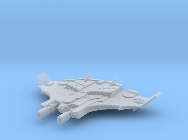 Tiger_shark_AX10 in Smooth Fine Detail Plastic