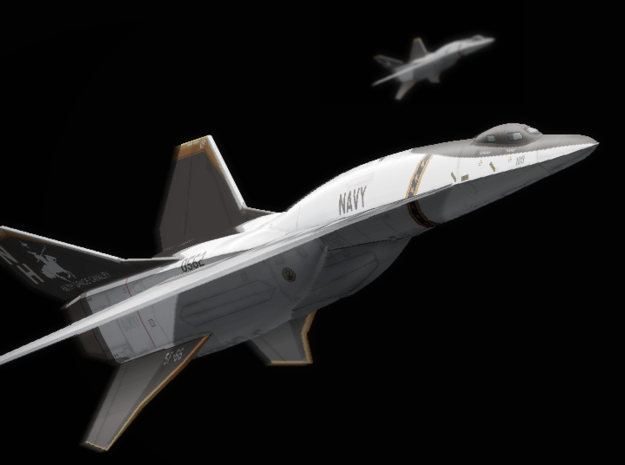 """RS-77 """"Activator"""" Space Fighter"""