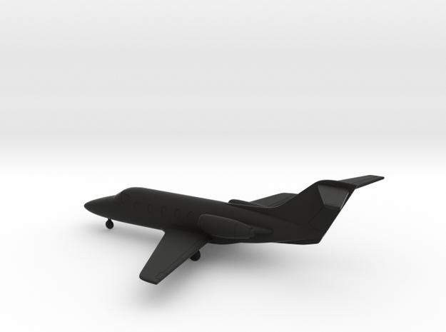 Mitsubishi MU-300 Diamond in Black Natural Versatile Plastic: 1:160 - N