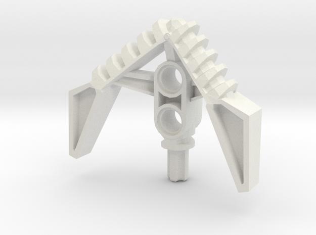 Tool Extension Proto Piton in White Natural Versatile Plastic