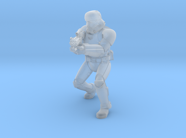 First Trooper A2 in Smoothest Fine Detail Plastic