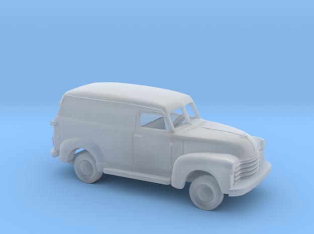 1/87 1947-54 Chevrolet Panel Van Kit in Smooth Fine Detail Plastic