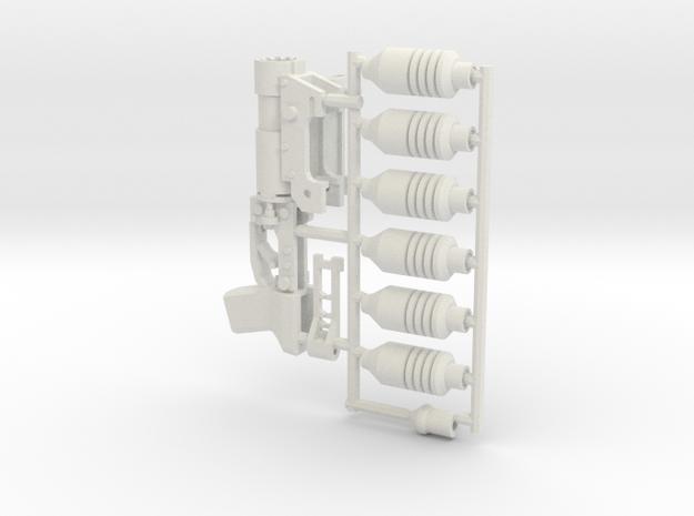 1:6 scale GP-30 versatile plastic