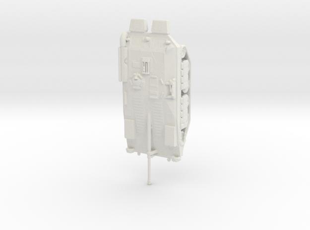 1:200 STRV 103 in White Natural Versatile Plastic