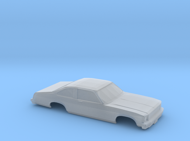 76 Nova 1/87 in Smooth Fine Detail Plastic