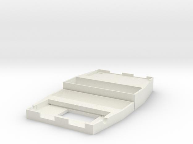 MyPowerBank_Whole in White Natural Versatile Plastic: Medium