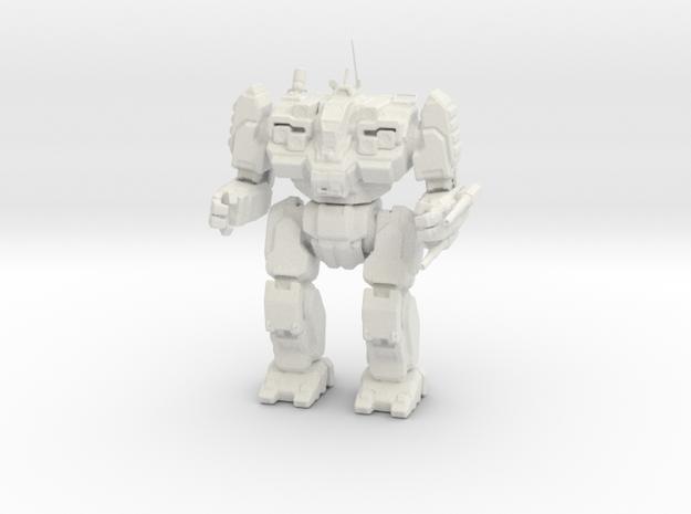BLR-1D Mechanized Walker System  in White Natural Versatile Plastic