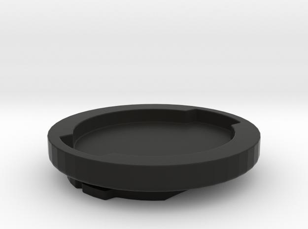 Garmin Edge Replacement Mount in Black Natural Versatile Plastic