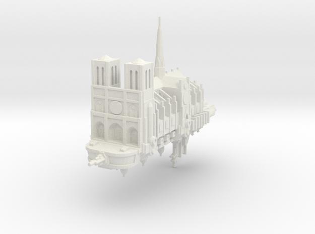 Crucero Santuario del Ministorum B in White Natural Versatile Plastic
