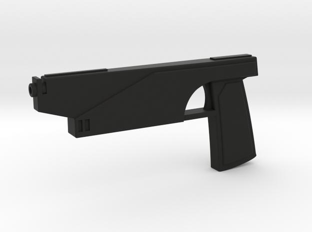 Westar 35 Blaster Pistol in Black Natural Versatile Plastic