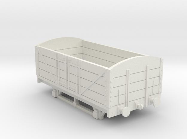L&BR Open Wagon w/ Buffers OO Scale