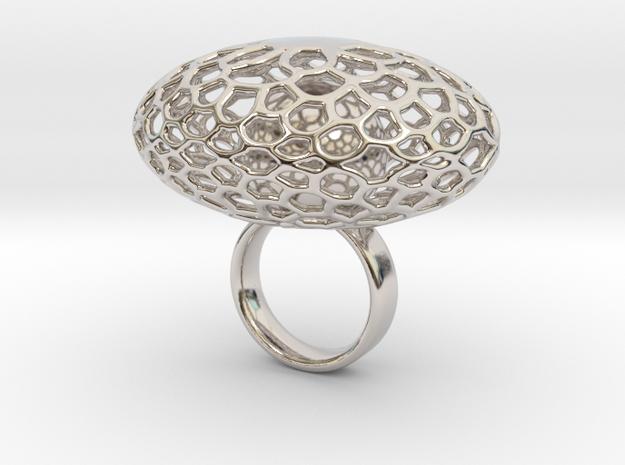 Fratellino - Bjou Designs in Rhodium Plated Brass