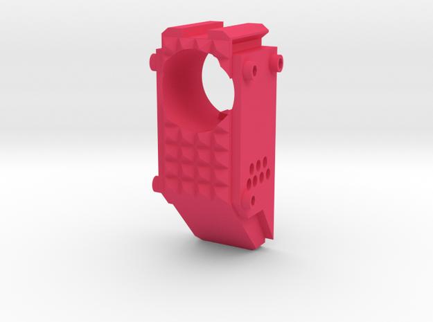 Swordfish Front End (Short) for Nerf Retaliator in Pink Processed Versatile Plastic