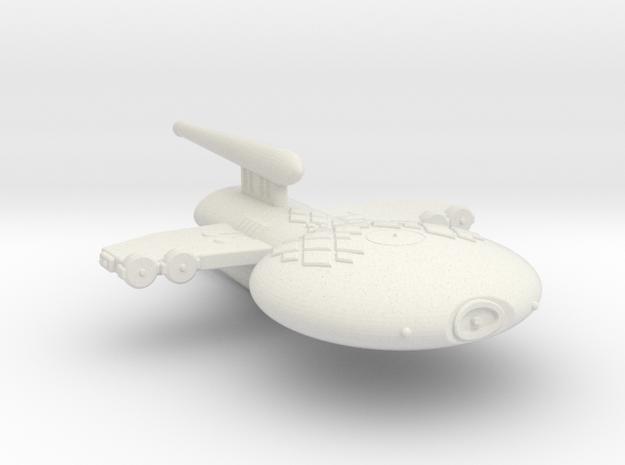 3125 Scale Gorn Megalosaurus-S+ Large Scout SRZ in White Natural Versatile Plastic