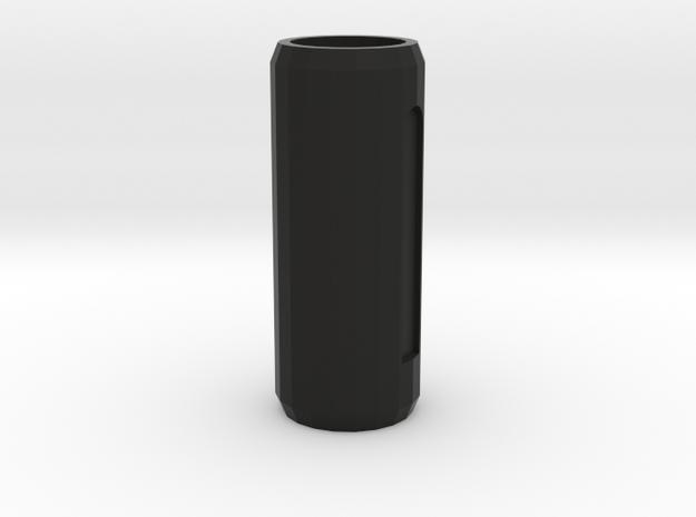 Megatron Fusion Cannon Barrel in Black Natural Versatile Plastic