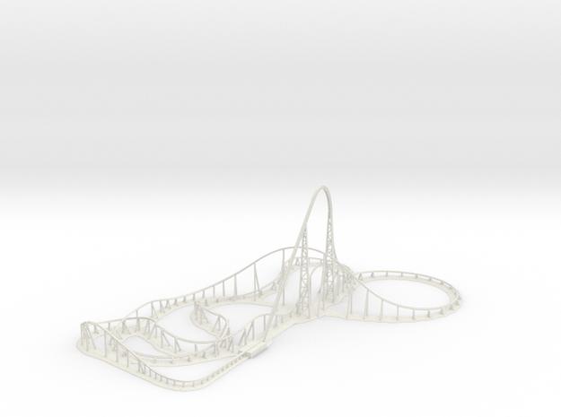 Intimidator 305 (1:680) in White Natural Versatile Plastic