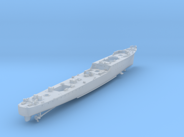 700_Liddesdale_Full_Hull in Smoothest Fine Detail Plastic