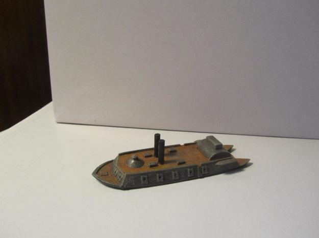 1/600 USS Benton in White Natural Versatile Plastic