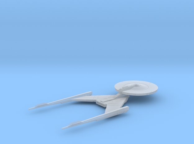Confederation Crossfield Class Cruiser in Smooth Fine Detail Plastic