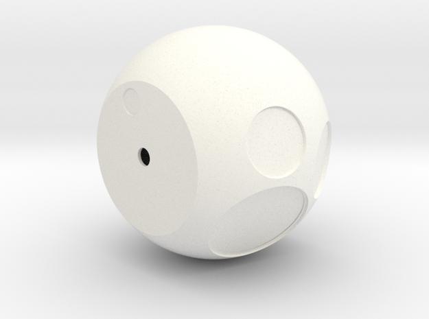 1.3.2 NEW FLIR (B) in White Processed Versatile Plastic