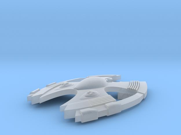 Nietszchean Destroyer #2 / 4.5cm - 1.77in in Smooth Fine Detail Plastic