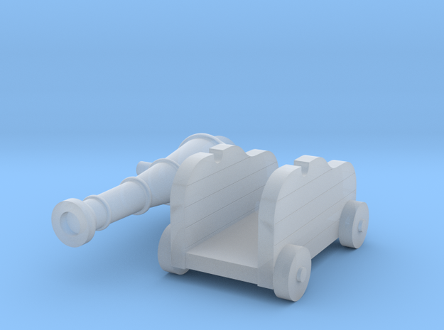 Martian Large Gun 28mm