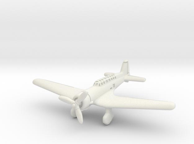 Mitsubishi Ki.15 C5M2 1/285 in White Natural Versatile Plastic