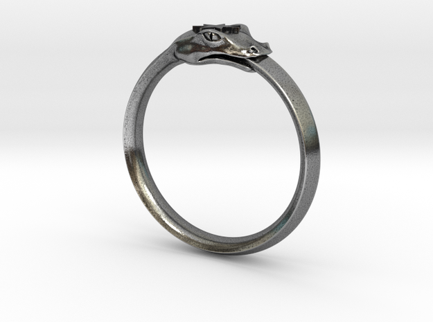 Ordo Arcana Imperii Ring in Antique Silver