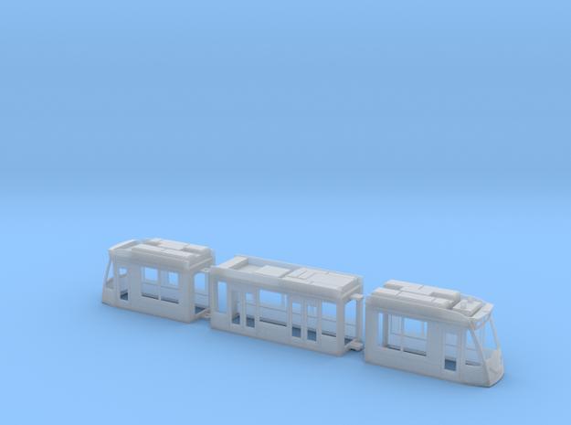 Nordhausen Combino Basic in Smooth Fine Detail Plastic: 1:120 - TT