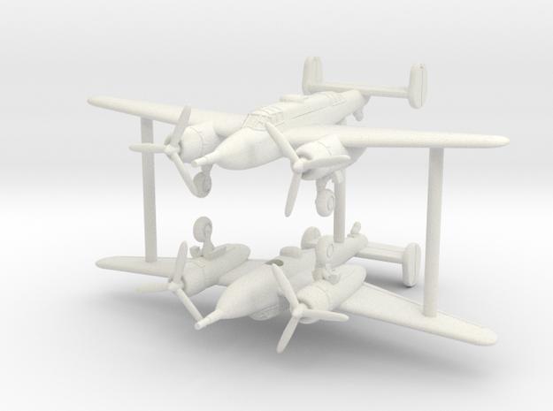 1/285 (6mm) Beechcraft XA-38 Greezly (x2)