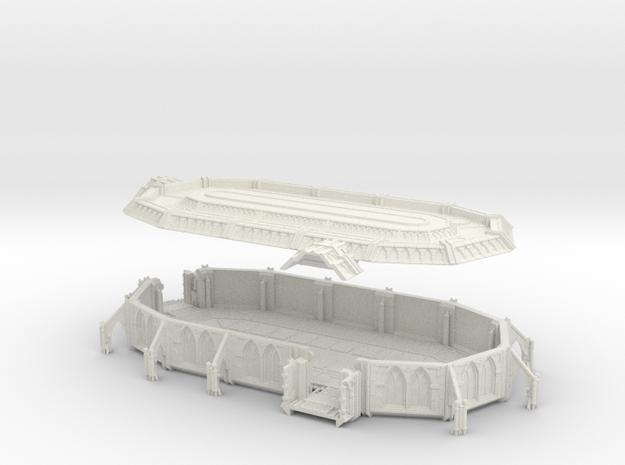 AnphelionBase_StorageRoom in White Natural Versatile Plastic