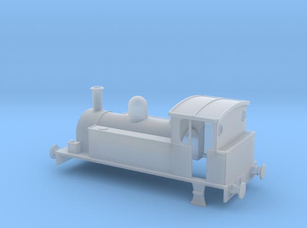 OO Gauge 0-4-0T Industrial Locomotive Body