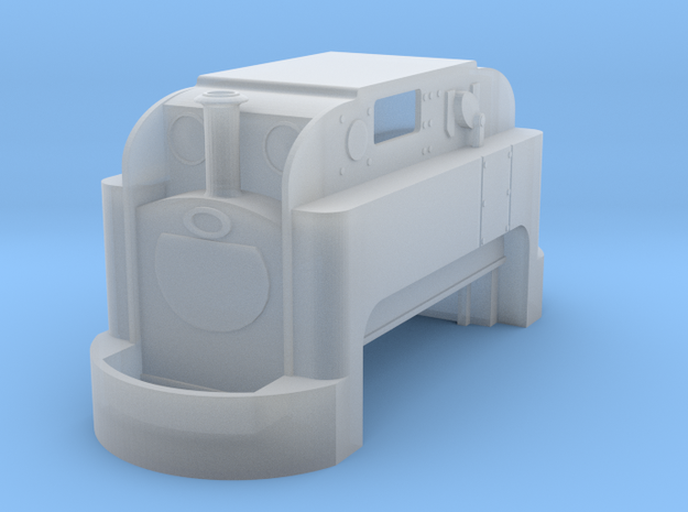 """Guinness Loco """"NOT FOR SALE YET) in Smoothest Fine Detail Plastic"""